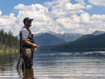 Fishing Montana's Bob Marshall Wilderness