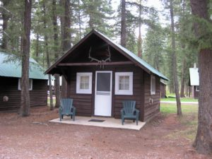 Cabin at Diamond R Lodge