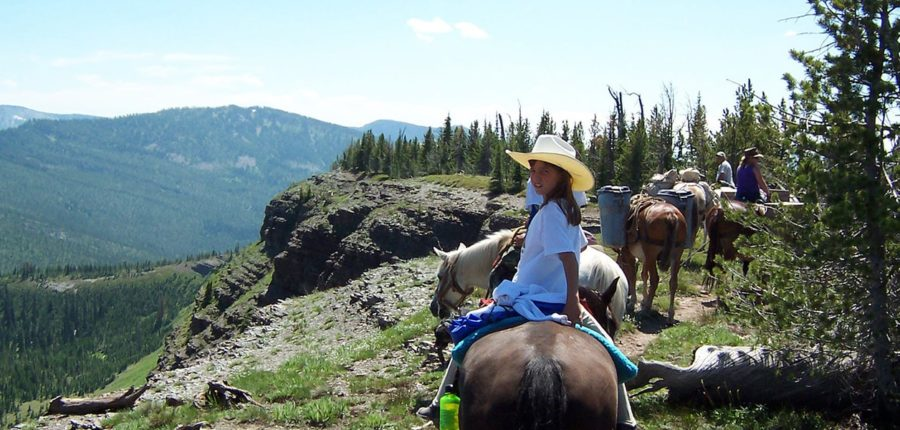 Custom Pack Trips in the Bob Marshall Wilderness